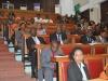 Cross section of participants at the lecture