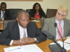 L-R: Mr. Jesse Wachanga, Deputy Project Coordinator Support to Anti-Corruption in Nigeria and Stephen Anderson,UNODC