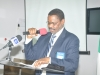 Representative of the Managing Director of Nigerian Civil Aviation Authority delivering his good will message