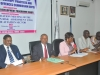 Cross section of the working Committee of the CRA