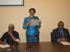 Ms. Onyeche Tifase, addressing the meeting