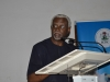 ICPC Chairman, Mr. Ekpo Nta, delivering a speech at the event