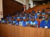 Cross section of NIPSS participants at the event