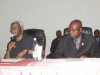 ICPC Chairman Mr. Ekpo Nta speaking at the event