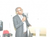 Mr Sulaihman Jimoh, a senior officer of the Education Dept ICPC delivering his lecture at the training