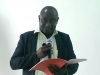 Mr. Oche Godwin of ICPC, delivering a lecture