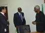 UNODC officials pay a courtesy visit to ICPC