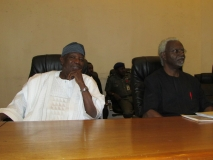 Valedictory Session for out-going Board Members of ICPC