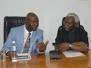 Visit of the Senate Committee on Anti-Corruption and Financial Crimes to ICPC