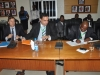 Members of the UN Peer Review Team During a Courtesy Call on ICPC on 9th March 2014