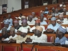 Cross section of participants at the workshop