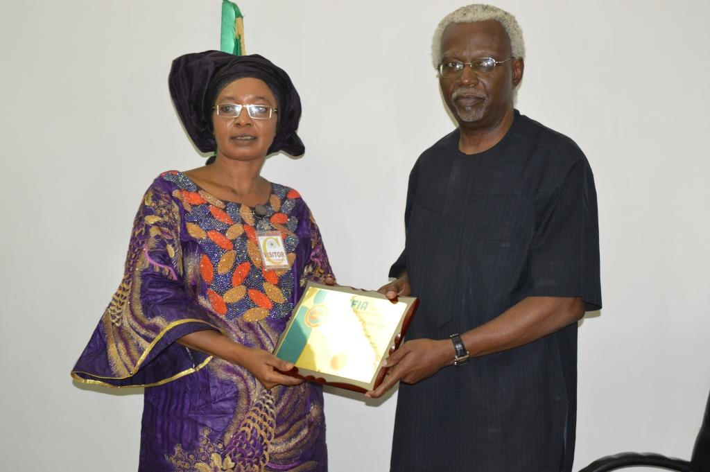 ICPC Chairman Bags AFIA Fellowship Award