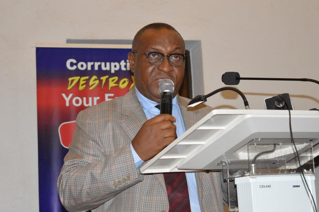 ICPC Chairman advocates a Holistic Anti-Corruption Strategy for Education Sector