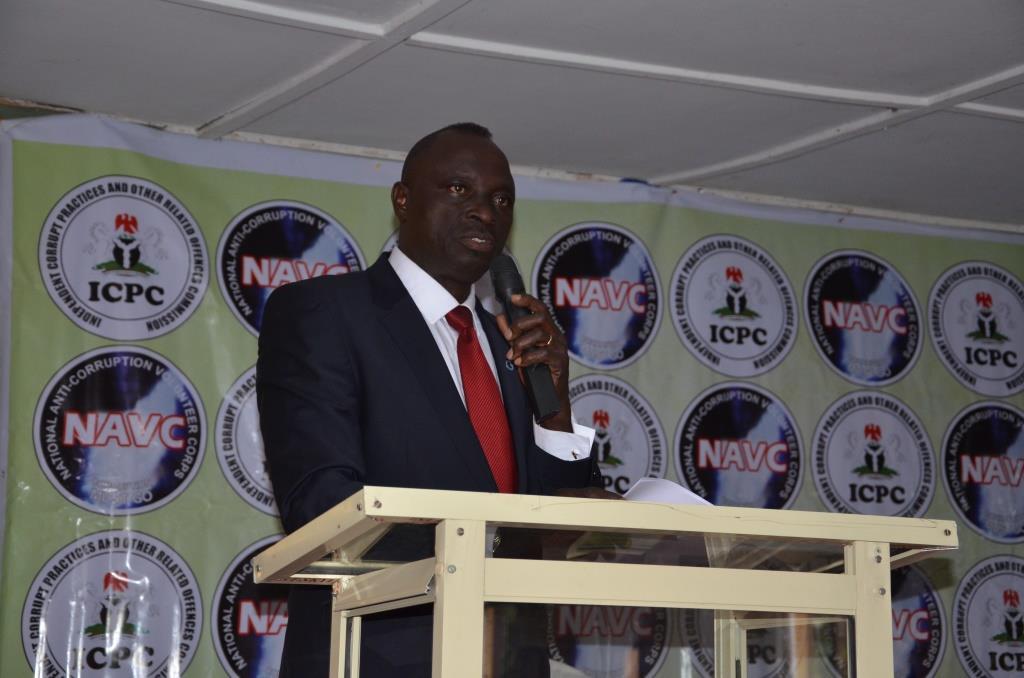 ICPC inaugurates NAVC in Ekiti State