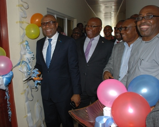FCMB Donates 40 Computers to ICPC