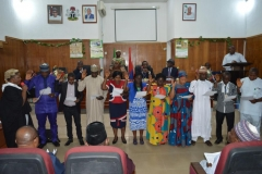ACTU Inauguration at the Federal Ministry of Defence, Abuja
