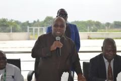 ACTU Inauguration at the National Open University of Nigeria (NOUN)