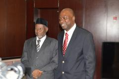 Courtesy call on Chief Justice of Nigeria (CJN) by ICPC Chairman