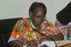 Director-General of NAFDAC Mrs. Yetunde Oni