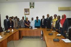 Courtesy Visit of Inter-Agency Task Team (IATT) to ICPC