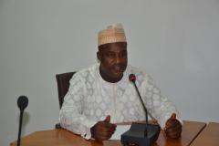 Dr. Musa Usman Abubakar takes over at ICPC