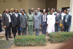 Policy Dialogue on Accountability for Security Votes