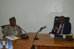 Presentation of System Study and Review Exercise Conducted on Federal Civil Service Commission