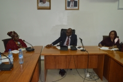 Presentation of System Study and Review Exercise Conducted on Pension Commission (PENCOM)
