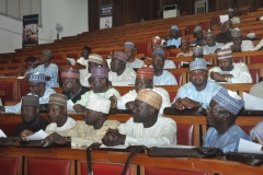 Workshop on Integrity and Accountability for the 8th State Houses of Assembly members for North East